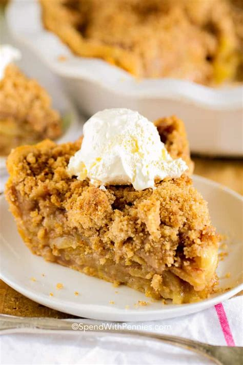 best apple for apple crumble the best apple crumb pie ever spend with pennies