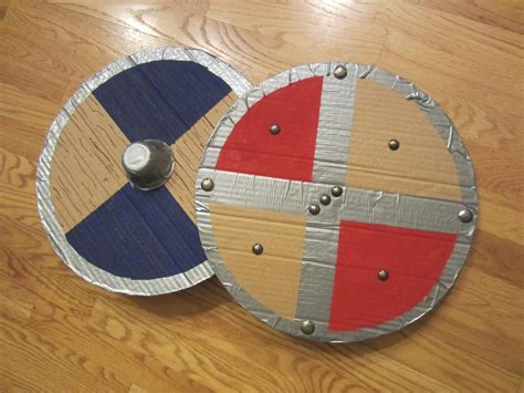 relentlessly fun deceptively educational viking shield
