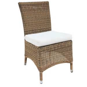 Dining Chair Seats Barcelona Dining Chair With Seat Pad Cushion Gardenfurnitureworld