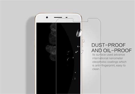 Tempered Glass Oppo A59 F1s 2 5d 9h Screen Guard Protector A Promo nillkin amazing h pro tempered glass screen protector for