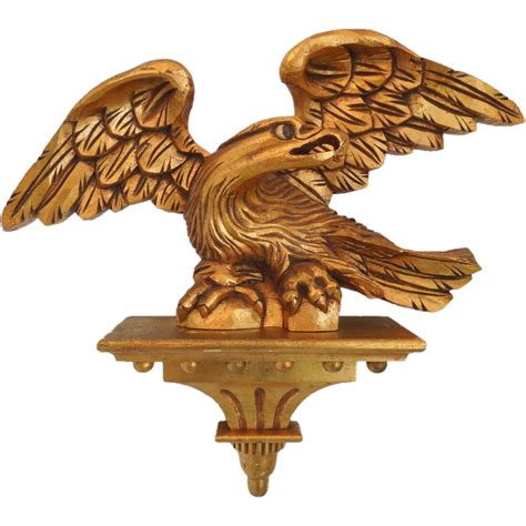 american eagle woodworking 19th century antique carved wood american eagle on