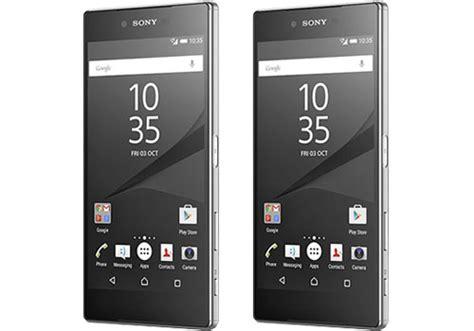 Hp Sony Z5 Dan Spesifikasinya spesifikasi dan harga sony z5 premium dengan kualitas layar terbaik mencapai 806ppi informasi