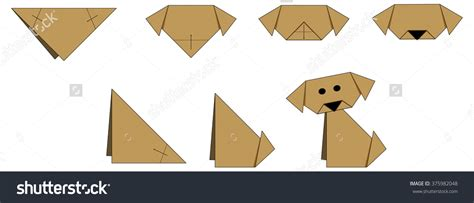 origami dog house origami tutorial how to make origami dog the papillon creator jun origami dog face
