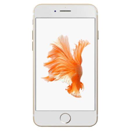 apple iphone 6s plus 16gb unlocked gsm 4g lte 12mp cell phone gold walmart