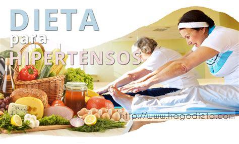 dieta sin sal recetas dieta para hipertensos