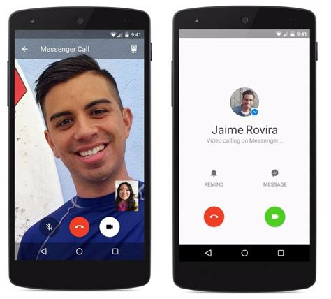 fb video call facebook messenger s free video calling feature is now