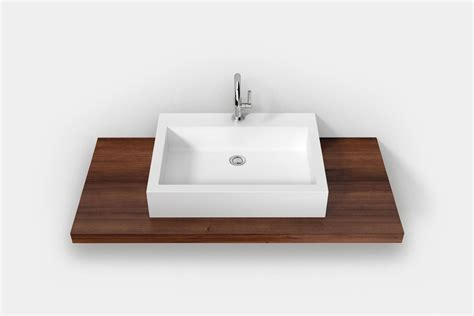 Corian Worktops Fontana Surface Mounted Basin Asp Hasenkopf