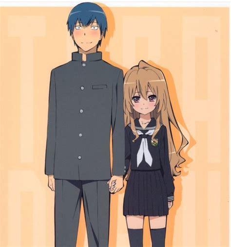Download Anime Toradora Bd Batch Taiga And Ryuuji Toradora Taiga X Ryuuji Pinterest