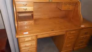 used roll top desks hoppers office furniture used classic roll top desk