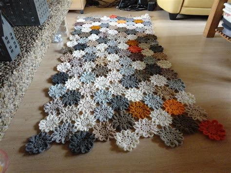 crochet flower rug add some color to your floor with these rugs beautiful crochet stuff