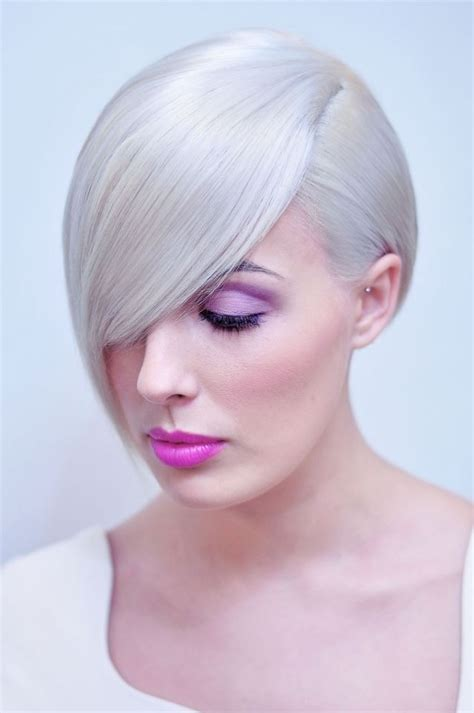 platinum blonde and brown on short hair for african american platinum blonde short hair my hair pinterest