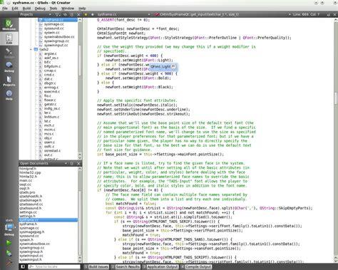 qt programming ide qt creator wikipedia la enciclopedia libre