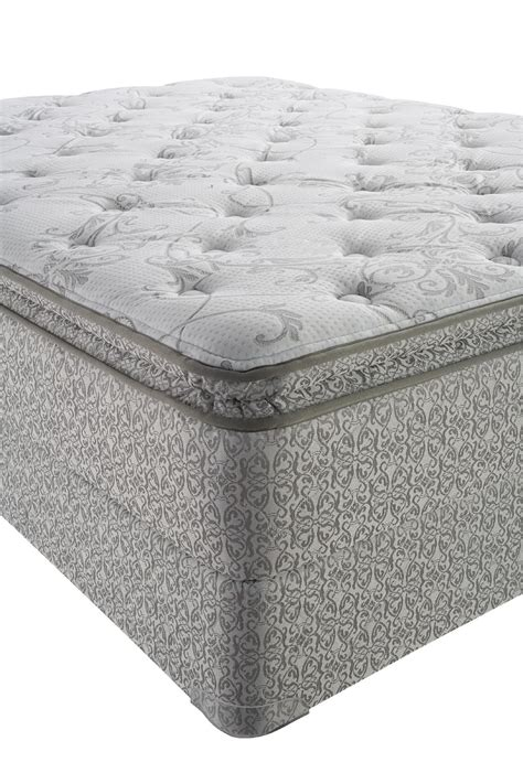 Sears Pillow Top Mattress by Sealy 50083751 Tambour Select Ii Plush