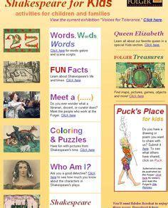 shakespeare biography for esl students william shakespeare for kids