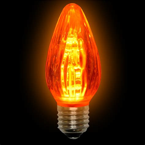 amber led light bulbs amber led f15 light bulbs 15 watts