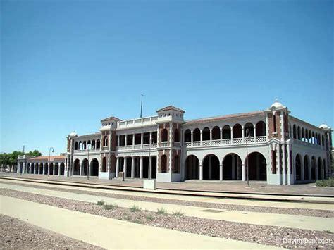 harvey house harvey house railroad depot barstow california