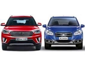 Buy Suzuki S Cross Hyundai Creta Vs Maruti Suzuki S Cross Which One Should