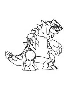 groudon pokemon coloring pages coloring home