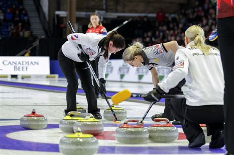 2019 Ford World Womens Curling Chionship by Lgt World S Curling Chionship 2019 Wwcc 2018