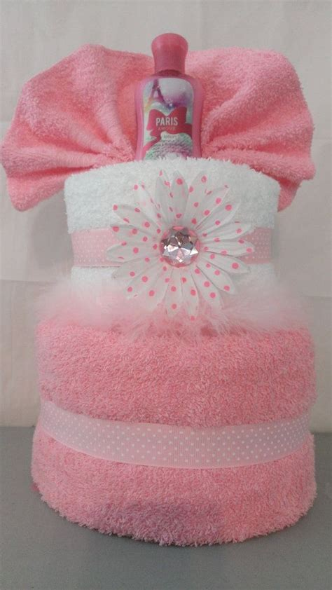 best 25 towel cakes ideas on bridal gift