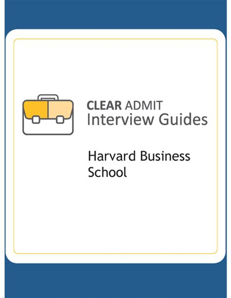 Login Harvard Mba by Guide Harvard Business School