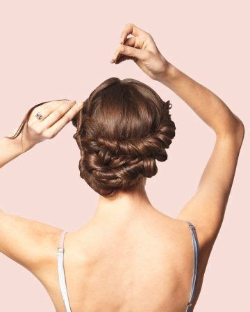 how to simple up do wedding 2013 pinterest these 5 hairstyles are glam and easy to master hair