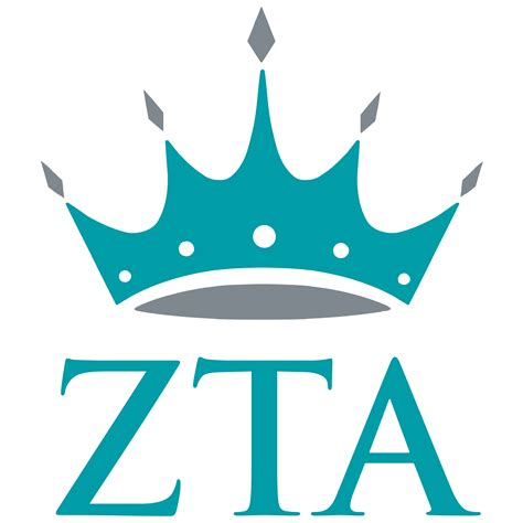 zeta tau alpha colors file crown zta logo jpg wikimedia commons