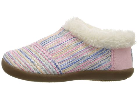 toddler house slippers toms kids house slipper infant toddler little kid pink