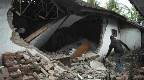 earthquake java today 1 killed as earthquake strikes indonesia s java asharq