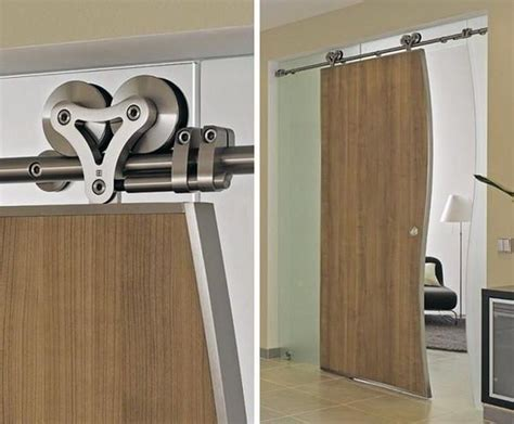 Making The Right Choice With Barn Door Hardware Kit Barn Sliding Doors Interior