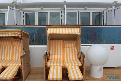aida lanaideck rollator wunder und kabinenkonzept schulz auf kreuzfahrt