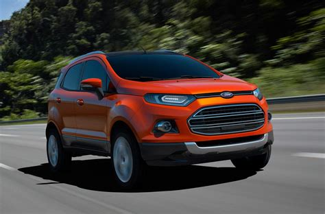 crossover cars ford ecosport coming to the u s digital trends