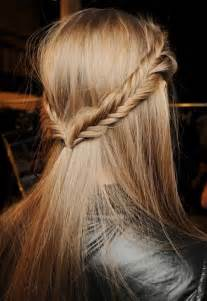 fishtails with braided hair women s hairstyles fishtail braid 2017