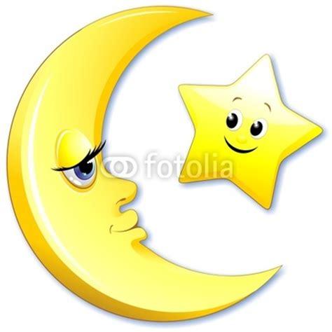 imagenes animadas luna configurar fotomural quot luna y la estrella de dibujos
