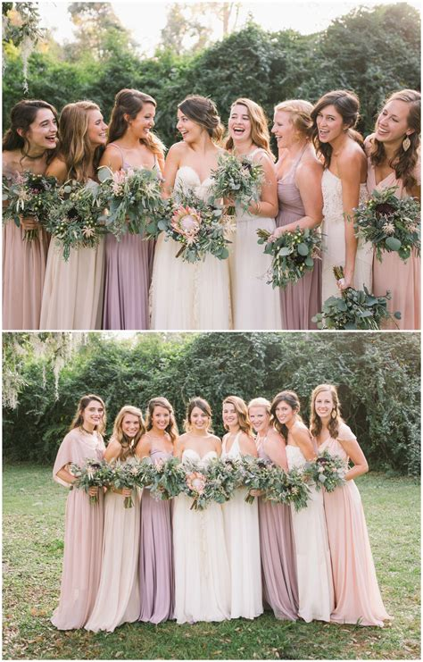 blush colored bridesmaid dress the smarter way to wed bridesmaid fashion dress styles