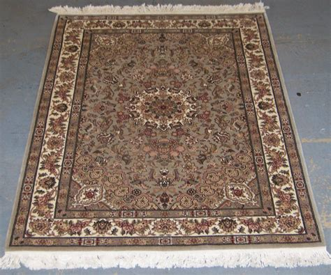 rug gallery 4 x 6 traditional tabriz rug milwaukee rug gallery