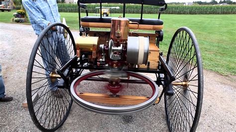 first mercedes benz 1886 monmouth county concours d elegance running video of the