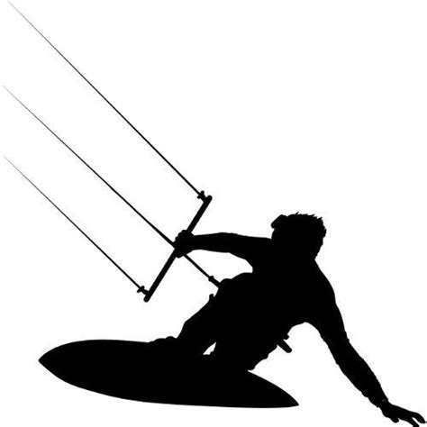 Amazon Wall Sticker 8 best images about kitesurf art on pinterest wave surf