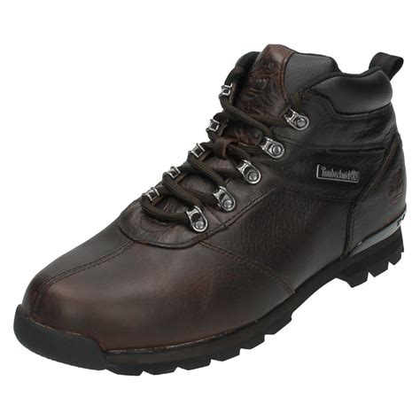 mens timberland hiking boots mens timberland hiking boots splitrock 2 ebay