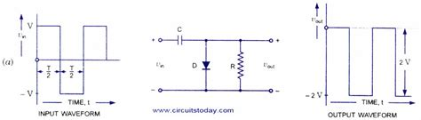 diode circuit today diode cling circuits todays circuits engineering projects