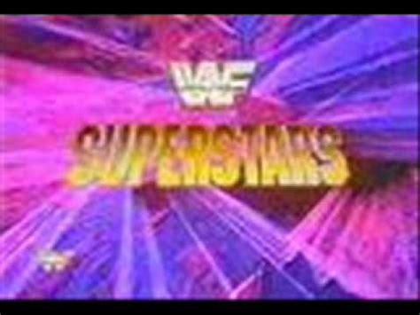 93 Series Logo wwf superstars of 1993 theme
