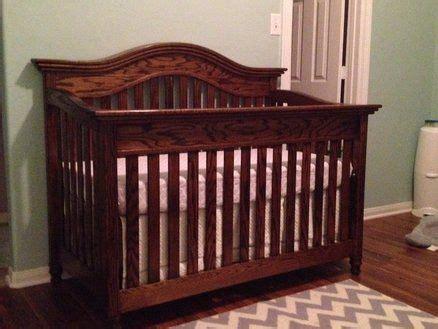 convertible oak baby crib baby crib diy baby cribs