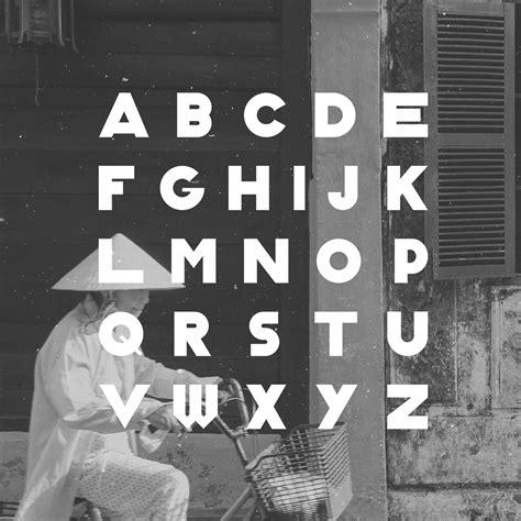 classique saigon typeface befontscom