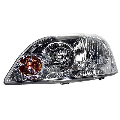 2008 Suzuki Forenza Headlight Bulb Suzuki Forenza Headlight Assemblies At Auto Parts