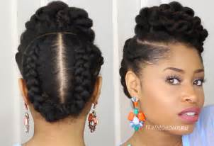 Natural hair styles that are super easy to do women hairstyles