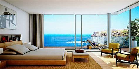 amazing bedrooms  stunning views