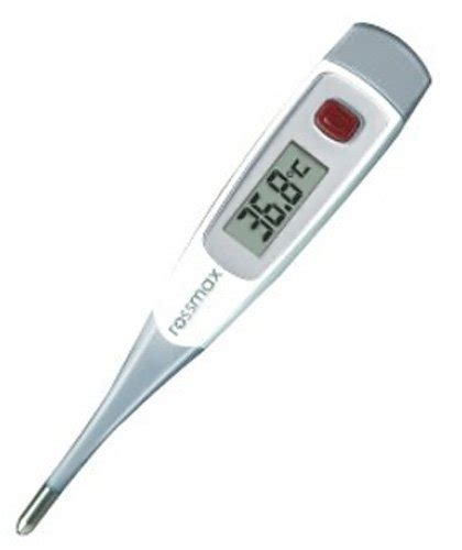 Thermometer Digital Beurer Ft 65 beurer ft 45 contact free thermometer white