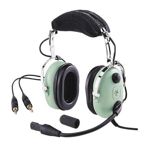 Headset David Clark David Clark H10 13 4 Passive Pilot Headset With Free Headset