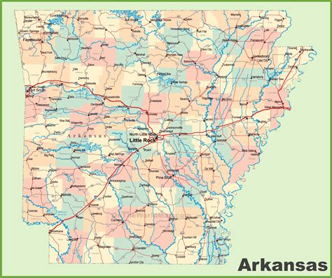 arkansas on the map of usa arkansas on the map of usa afputra