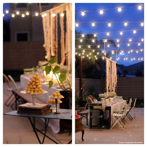 backyard party ideas backyard party ideas outdoor living spaces homes by